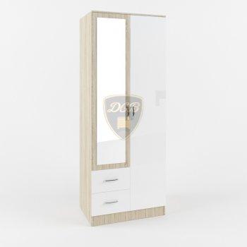 Шкаф 2-створчатый с ящиками Софи СШК800.3
