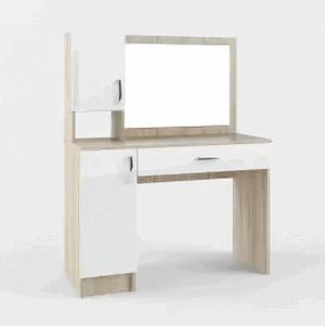 Стол макияжный с зеркалом Софи СМС1100.1